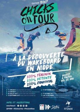 """Troisieme edition du """"Chicks on Tour"""" - C'est parti"""